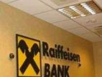 Raiffeisen Bank opereaza...