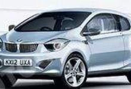 BMW pompeaza 530 mil. euro in productia unui automobil electric de oras