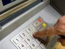Jaf la un bancomat BCR din...