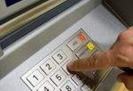Jaf la un bancomat BCR din Valcea