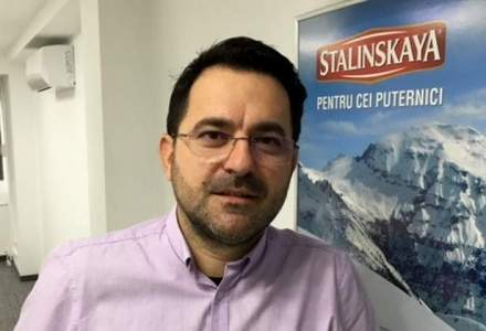 Viorel Ognean pleaca de la Diageo si preia conducerea distribuitorului Stalinskaya