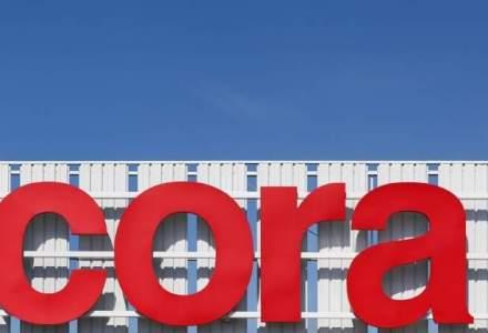 cora extinde magazinul online si deschide trei puncte CoraDrive in Capitala