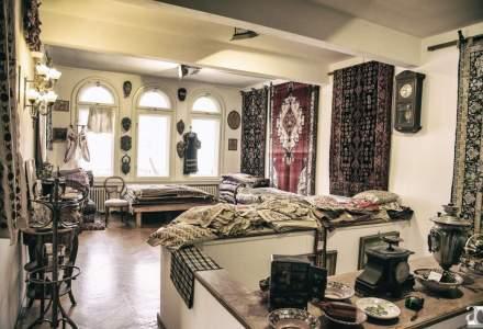 O vila din Primaverii, luata cu forta de rusi, este astazi locul in care talentul si migala orientala ajung in casele romanilor. Cum arata spatiul in care se vand covoare evaluate la zeci de mii de euro bucata