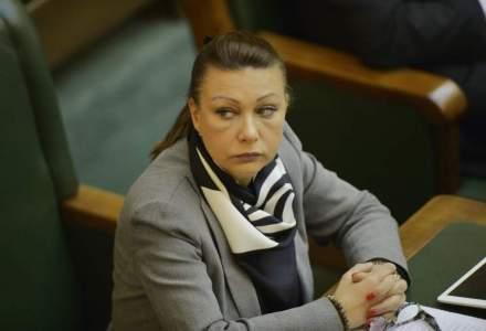 Senatoarea PNL, Doina Tudor, este retinuta de DNA pentru 24 de ore