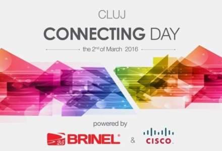(P) CISCO si BRINEL va asteapta in 2 martie la Cluj Connecting Day