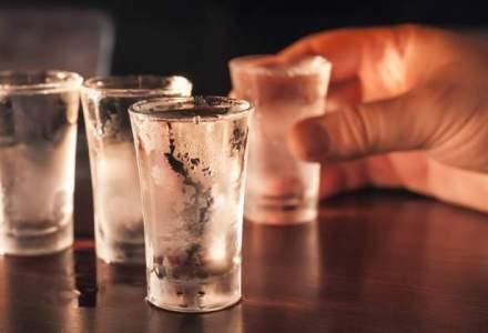 Contrabanda cu alcool in Brasov: doi administratori de firme au fost retinuti dupa perchezitii