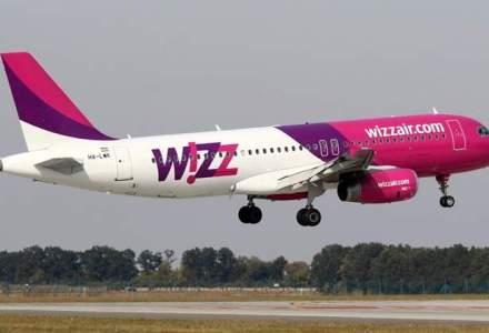 Un avion Wizz Air care se indrepta spre Targu Mures s-a intors la Budapesta din cauza unei defectiuni