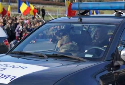 Focuri de arma la Suceava pentru prinderea a 4 contrabandisti ucraineni; acestia au fost arestati