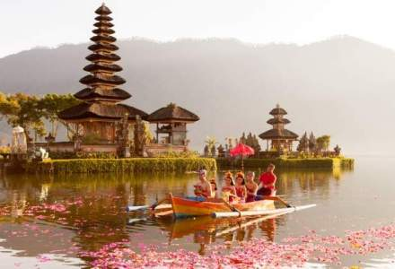 Insula Bali din Indonezia va avea un nou aeroport pentru ca nu mai face fata turistilor