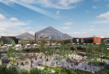 Este oficial! ParkLake Plaza, pregatit pentru deschidere in luna septembrie: mall-ul din cartierul Titan atinge un grad de inchiriere de peste 90%