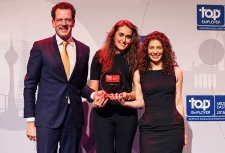 (P) Kaufland - singura companie din industria de retail certificata international ca Top Angajator in Romania
