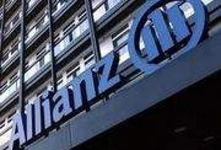 Allianz, prime brute subscrise de 2,8 mld. euro in ECE, la 9 luni