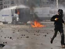 Proteste violente la Istanbul...