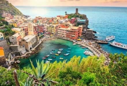 Cinque Terre, satele din Europa care vor mai putini turisti si pun taxa de intrare. Motivul?