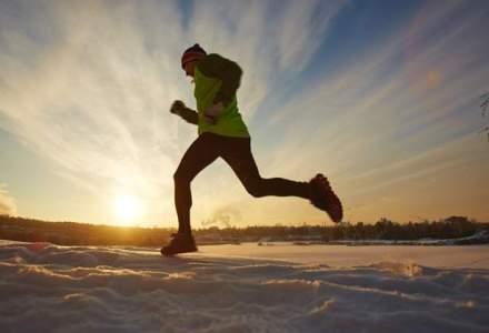 "Un bistritean participa la celebrul maraton ""6633 Ultra"" la Polul Nord, unde va alerga 566 kilometri"