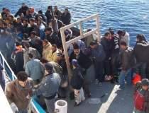 Cel putin 18 imigranti s-au...