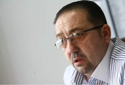 Florian Walter, proprietarul companiei Romprest, a fost dus la Directia Nationala Anticoruptie