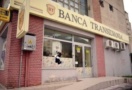 Banca Transilvania, marele castigator al Galei Bank of the Year, organizata de MasterCard si Wall-Street.ro