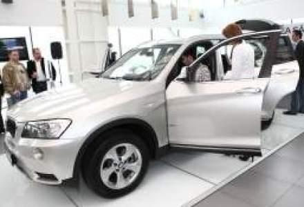 Automobile Bavaria a lansat noul BMW X3 in Romania