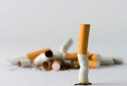 Contrabanda ia o felie de aproape 18% din piata tigaretelor
