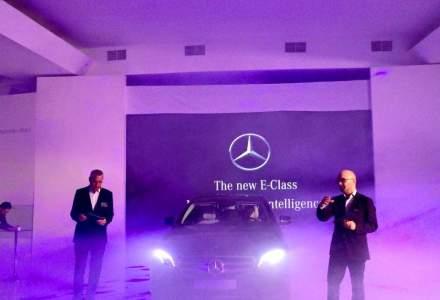 Mercedes-Benz a prezentat noua generatie Clasa E in Romania
