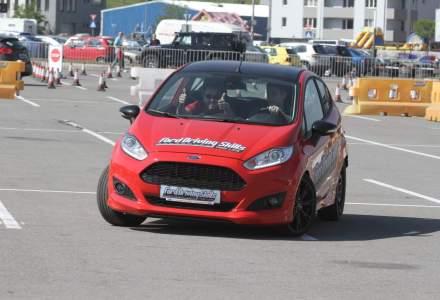 Ford Driving Skills for Life: 2,9 MIL. euro in Europa pentru a instrui 7.000 de tineri