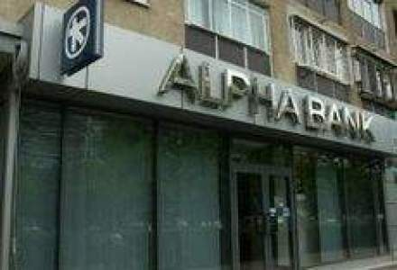 Alpha Bank - Profit brut in scadere cu 21% la noua luni