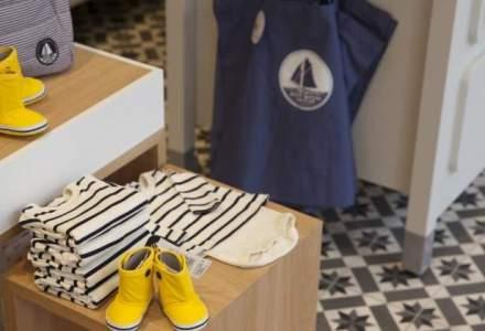 Petit Bateau deschide al doilea magazin din Bucuresti cu 175.000 euro
