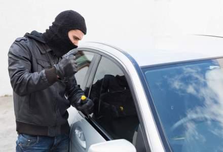 Cele mai furate masini din Romania in ultimul an