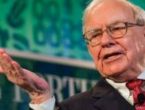 Warren Buffett a incasat in...
