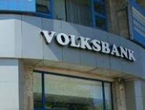 Un client al Volksbank...