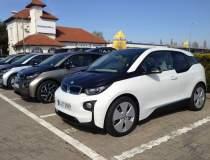 Test cu BMW i3 si BMW i8,...
