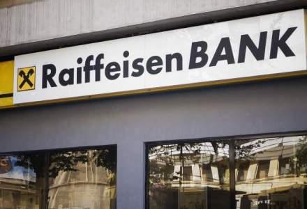 Raiffeisen Bank a incheiat anul 2015 cu un profit in scadere, sub pragul de 100 milioane euro