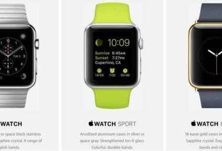 Cate smart watch-uri au cumparat romanii, pe eMag, in 2015