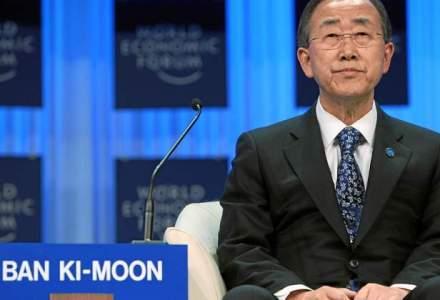 Ban Ki-moon: Zidurile nu solutioneaza criza migratiei in Europa