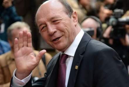 Traian Basescu: Am declarat cand eram presedinte ca mi-as dori sa am cetatenia Republicii Moldova