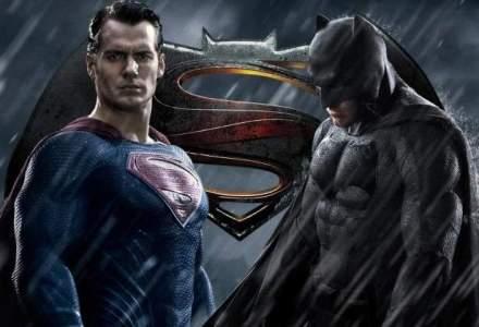 Batman si Superman, legendarii supereroi ai cinematografiei, isi masoara puterile, intr-un nou film