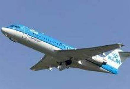 Air France si KLM reduc pretul biletelor cu peste 30%