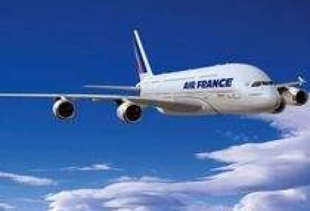 Air France, un zbor zilnic Paris-Washington din 2011