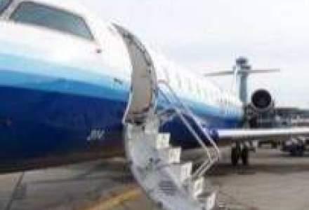 Toate cursele aeriene Bucuresti-Spania au fost anulate
