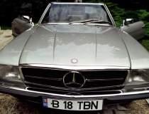 Mercedesul lui Ceausescu a...
