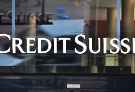 Credit Suisse vrea sa elimine inca 2.000 de job-uri in acest an