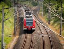 Accident in Ilfov: un tren a...