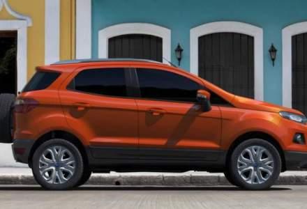 Top 10 competitori pentru cel de-al doilea SUV fabricat in Romania, modelul Ford EcoSport