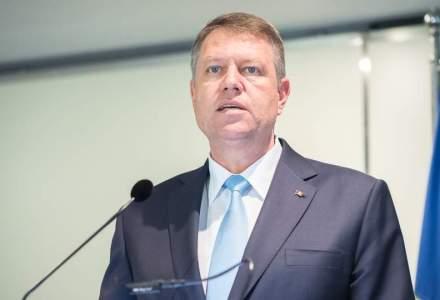 Klaus Iohannis critica ingerintele Rusiei in Ucraina si Siria si subliniaza ca Romania si Turcia vor stabilitate