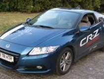 Honda CR-Z, din hibrid in...