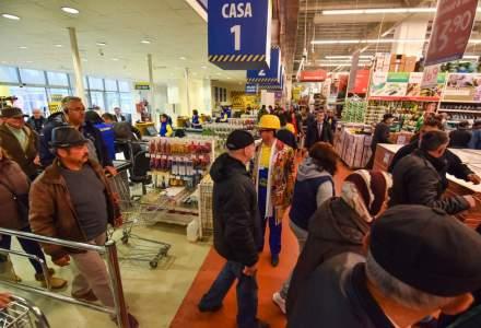 Cum arata primul magazin Arabesque deschis persoanelor fizice, pariul de 10 mil. euro al familiei Rapotan in Pitesti