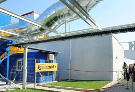 Continental majoreaza la 600 de euro bonusul pentru un angajat in Romania