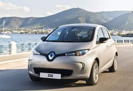 Recall la electrice: un sfert din productia lui Renault Zoe, in service
