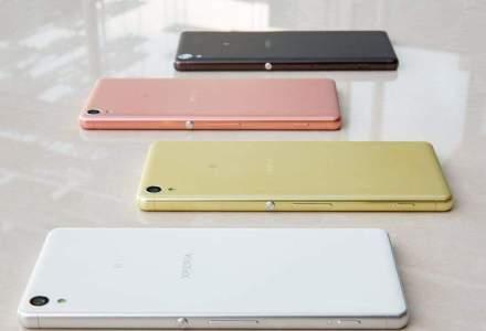 Cu noua serie Xperia X, Sony pune capat seriei Z
